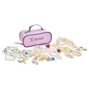 Custom Kids Play Jewelry in Case