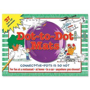 Dot-to-Dot Puzzle Mats