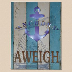 Anchor LED Sign
