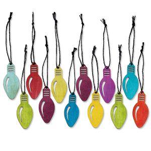 Alpine Bulbs Christmas Ornaments