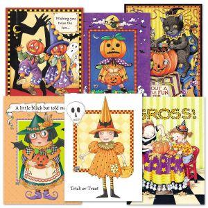 Mary Engelbreit® Halloween Cards
