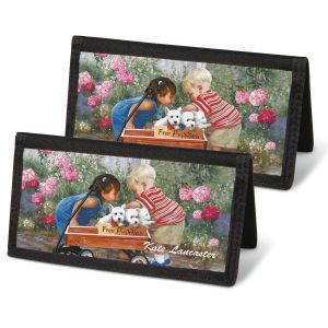 Age of Innocence Personal Checkbook Covers