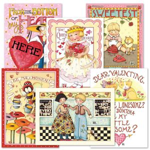 Mary Engelbreit® Valentine's Day Cards