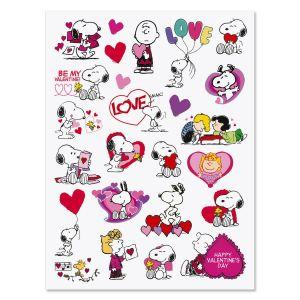PEANUTS® Valentine Stickers Buy 1 Get 1 Free!
