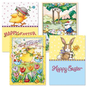 Unique easter gifts easter gifts ideas colorful images mary engelbreit easter cards negle Choice Image