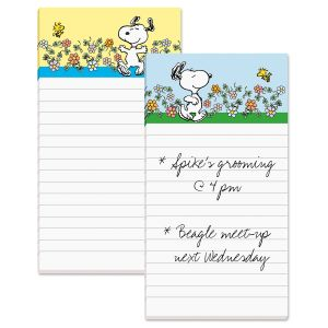 PEANUTS® Shopping List Pads