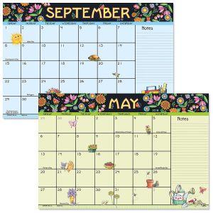 Mary's 2018-2019 Calendar Pad