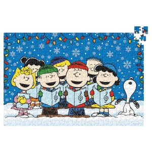 PEANUTS® Gang Christmas Puzzle