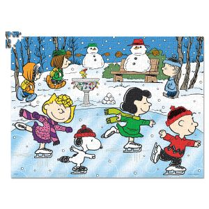 PEANUTS® Holiday Christmas Puzzle