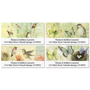 Meadow Deluxe Return Address Labels