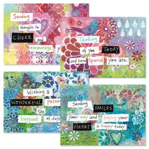 Care & Concern Thinking of You Greeting Cards