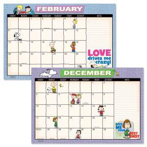 PEANUTS® Calendar Pad 2022-2023