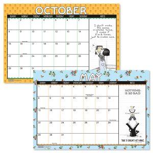 Mary Engelbreit® Calendar Pad 2022-2023