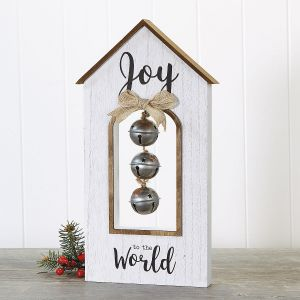 Joy to the World Standing Sign