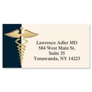 Hippocratic Oath  Address Labels