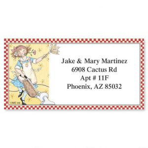Like Whatever... Border Address Labels