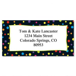 Something Fun  Border Address Labels