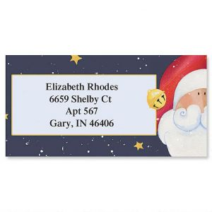 Been Good?  Foil Border Address Labels