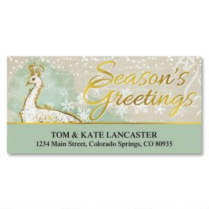 Majestic Deluxe Address Labels