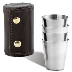 Shot Glass Travel Set
