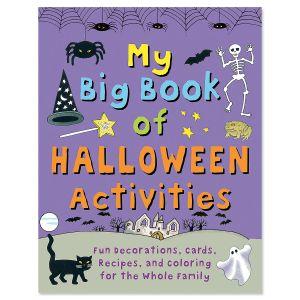 My Big Book of Halloween Activites