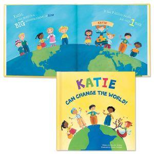 I Can Change the World Custom Storybook