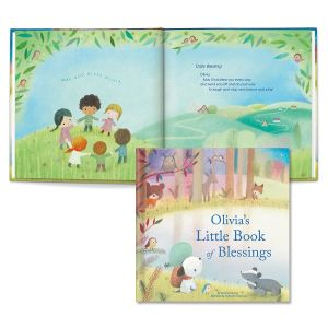 My Little Book of Blessings Custom Storybook
