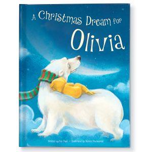 A Christmas Dream For Me Storybook