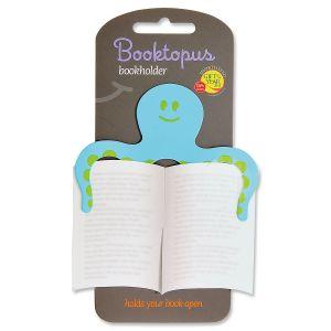 Booktopus Blue Bookmark