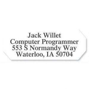 Octagon  Premier Address Labels