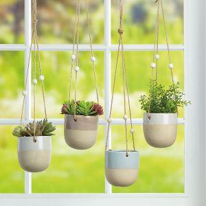 Stoneware Plant Hanger