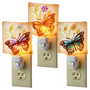 Butterfly Night Light