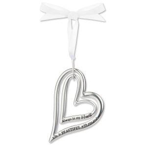 Always In My Heart Ornament