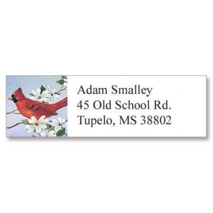Cardinal Classic Address Labels