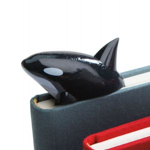 Fish Tails Orca Bookmark