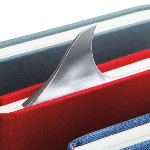 Fish Tails Shark Bookmark