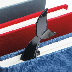 Fish Tails Whale Bookmark