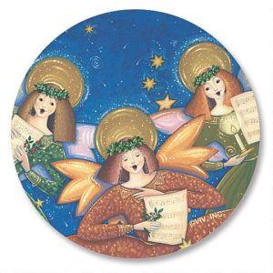 Angels Sing Envelope Seals