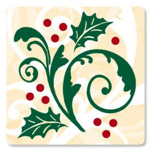 Fine Holiday Envelope Seals