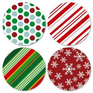 Giftwrap Greetings Envelope Seals