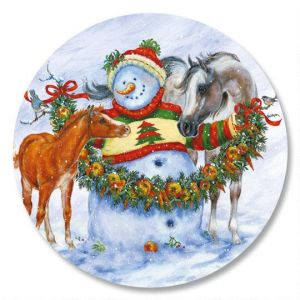 Frosty, Foal, & Felicity Envelope Seals