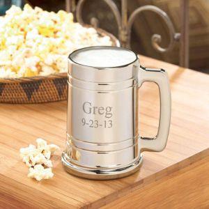 Gunmetal Personalized Mug