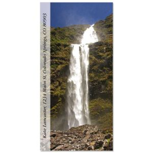 Sutherland Falls  Oversized Address Labels