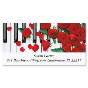 Crescendo Deluxe Address Labels