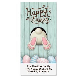 Happy Easter Oversized Return Address Labels