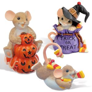 Halloween Figurines by Charming Tails®