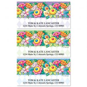 Blossom by Mary Engelbreit® Deluxe Address Labels