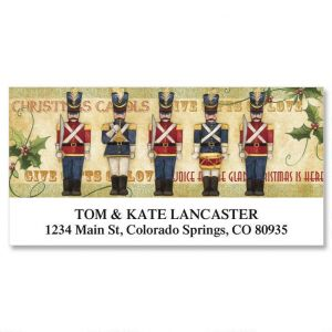 Nutcracker Deluxe Address Labels