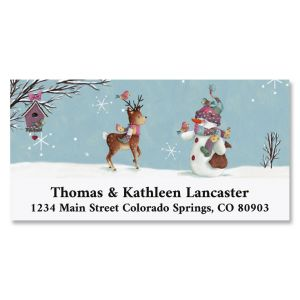 Meet & Greet Deluxe Return Address Labels