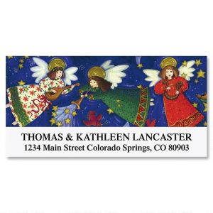 Heavenly Harmony Deluxe Address Labels